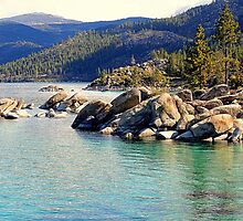 """Tahoe Morning"" by Lynn Bawden"