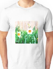 Painted Daffodils Unisex T-Shirt