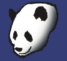 Head Panda by Robin Brown