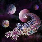 SEMINAL FLOWERS by RosaCobos