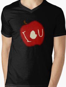 iou. Mens V-Neck T-Shirt