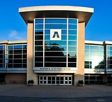UT Arlington Maverick Center by Rafiul Alam