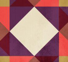 Quilt Block #02 Sticker