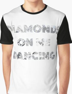 Diamond Dancing   Graphic T-Shirt
