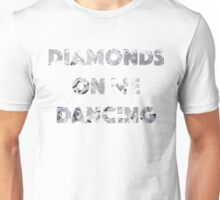 Diamond Dancing   Unisex T-Shirt