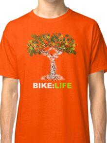 BIKE:LIFE in white Classic T-Shirt