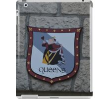 Queen Of Hearts Villain Your Majesty  iPad Case/Skin