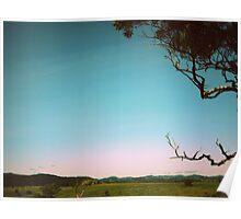 Lomo Landscape Poster