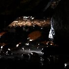 Tranquil cave by Kenji Ashman