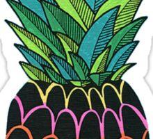 Reddit Trees Pineapple Sticker