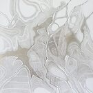 """Organic Map Series - """"Wedza"""" by kate conway"""