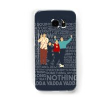 A Shirt About Nothing Samsung Galaxy Case/Skin