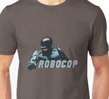 Retro Robocop Unisex T-Shirt