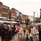 Ormskirk Market Day 2012 by Liam Liberty