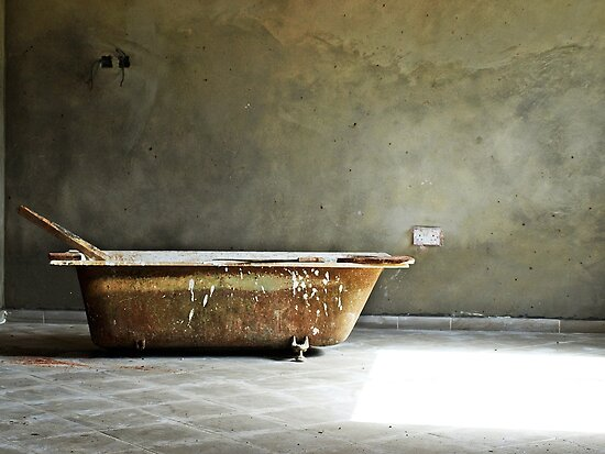 Do you want to take a bath? by heinrich