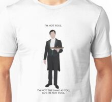 Thomas Barrow - Downton Abbey Unisex T-Shirt