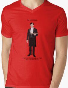 Thomas Barrow - Downton Abbey Mens V-Neck T-Shirt