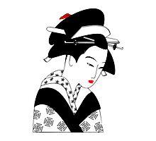 Japanese Woman by AmazingMart