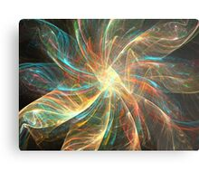 Astral Flower Metal Print
