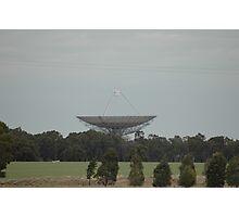 Parkes Radio Telescope 2006 Photographic Print