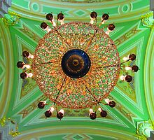 Ceiling-Chandelier at Peter & Paul's by M-EK
