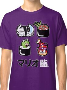 Mario Sushi Classic T-Shirt
