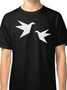 White Paper Cranes Classic T-Shirt