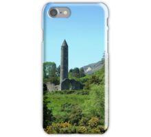 Irish Round Tower iPhone Case/Skin