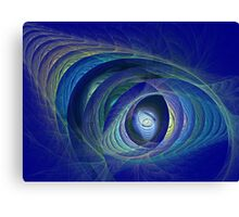 Aquarius Canvas Print