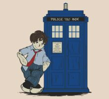 The Raggedy Doctor by studown
