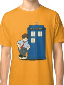 The Raggedy Doctor Classic T-Shirt