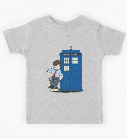 The Raggedy Doctor Kids Tee