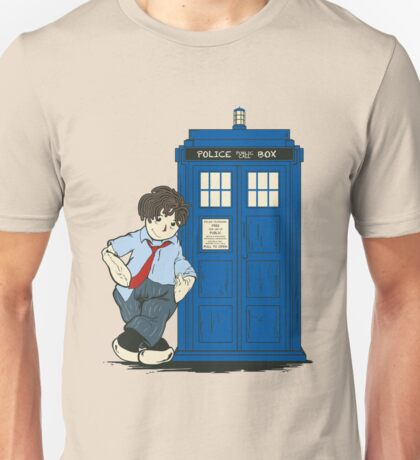 The Raggedy Doctor Unisex T-Shirt