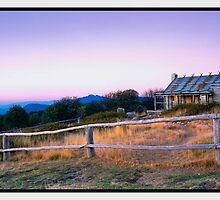 Day's End, Mount Stirling VIC by Chris Munn