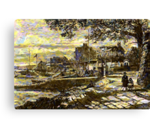 Cowes, Isle of White Canvas Print