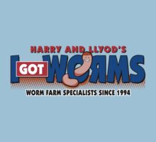 Harry & Lloyd's Baby Tee
