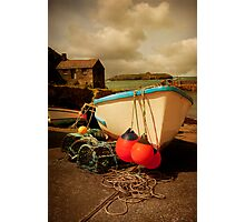 Mullion Cove Photographic Print