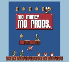 Mo Money, Mo Problems Baby Tee
