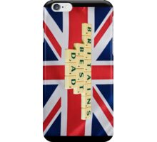 Britains Best Dad iPhone Case/Skin