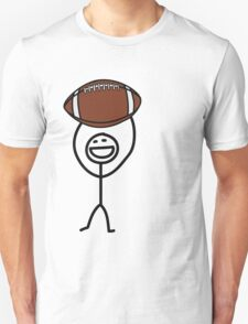 Football fan Unisex T-Shirt