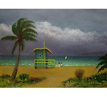 Storm Watchers Photographic Print