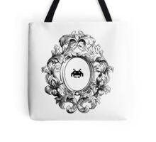 Rococo Invader Tote Bag