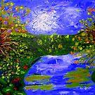 Silver Birches by Rusty  Gladdish