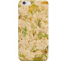 Handmade paper  iPhone Case/Skin