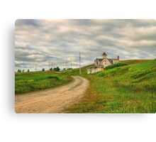 A Summer Place Canvas Print
