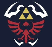 Hylian Shield - Legend of Zelda Kids Tee