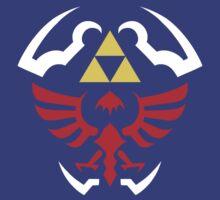 Hylian Shield - Legend of Zelda
