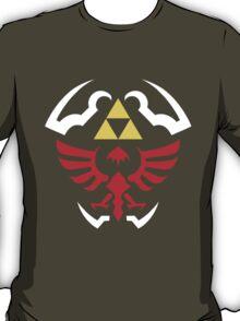 Hylian Shield - Legend of Zelda T-Shirt