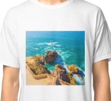 sea of Nazare Classic T-Shirt