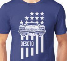 1950s DeSoto Stars & Stripes Unisex T-Shirt